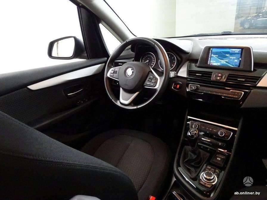 BMW 216 Active Tourer 1.5 TDI I