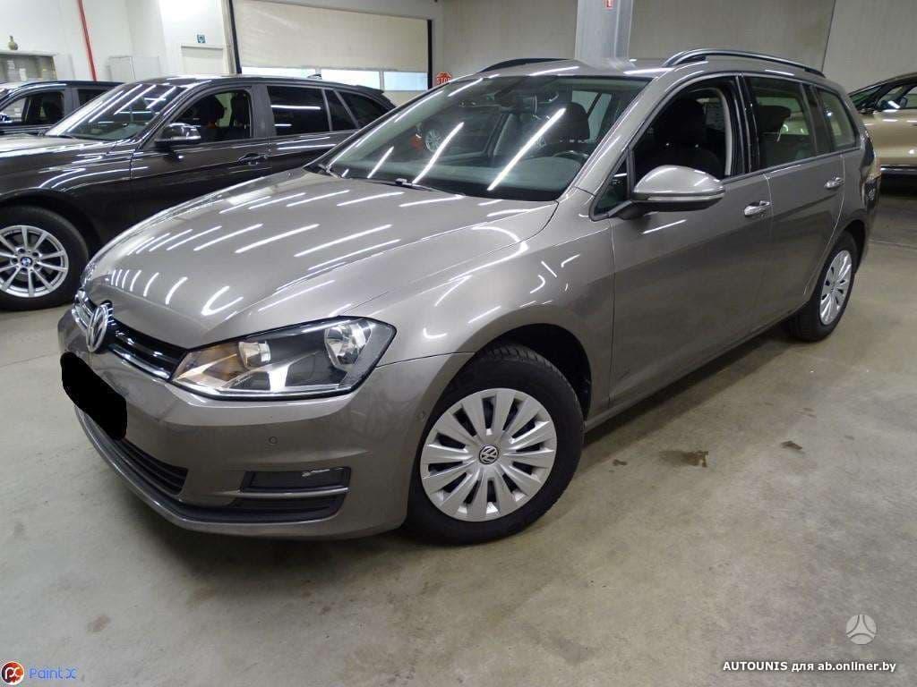 Volkswagen Golf I