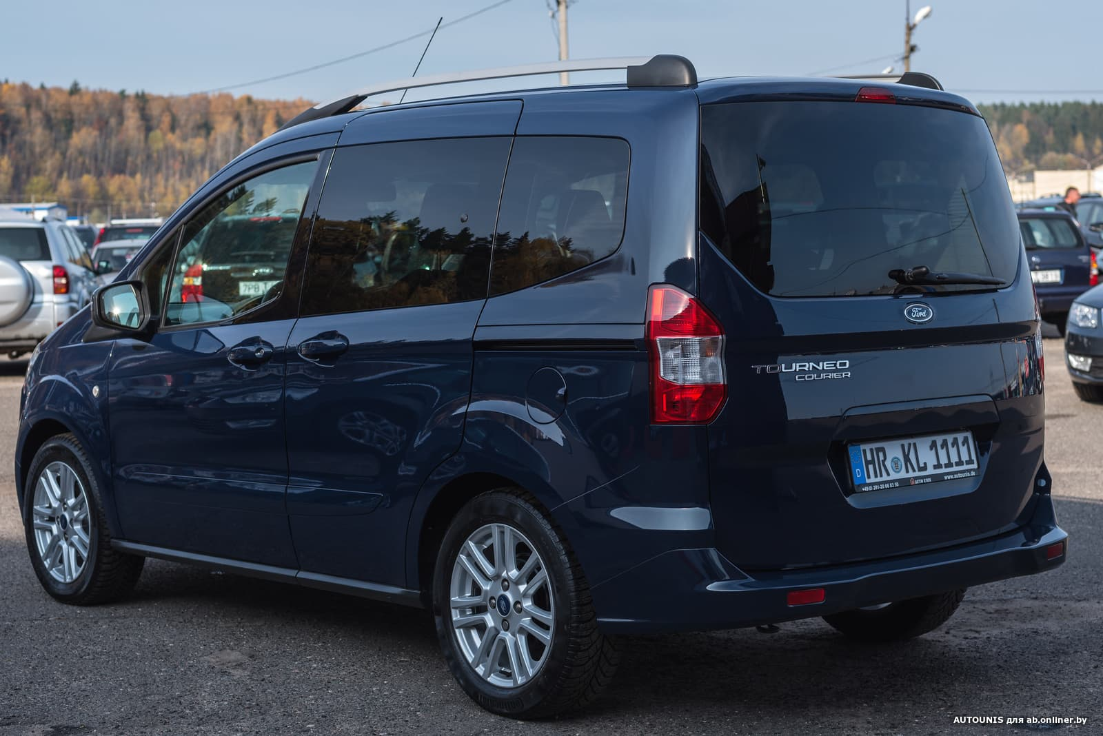 Ford Tourneo Courier I 1.5 TDCI Comfort