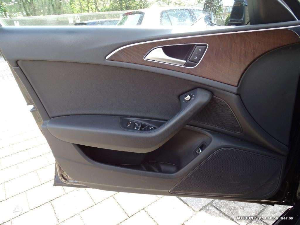 Audi A6 I