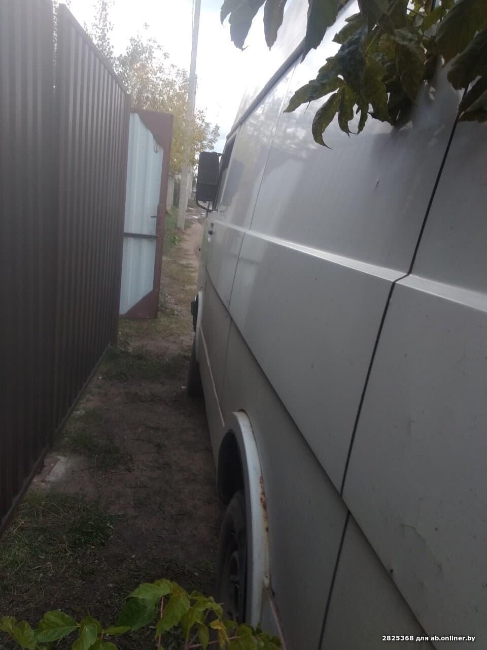 Volkswagen LT Турбо