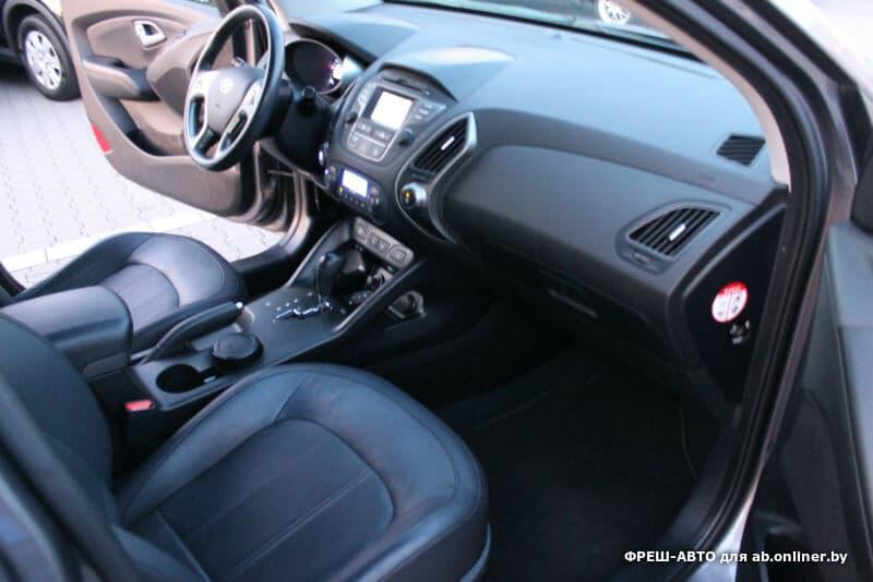 Hyundai ix35 Style 4WD Automatik
