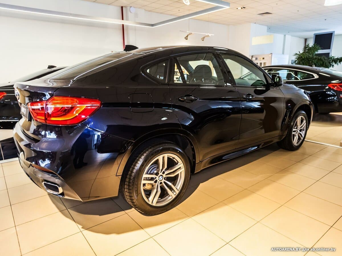 BMW X6 40d xDrive M Sport