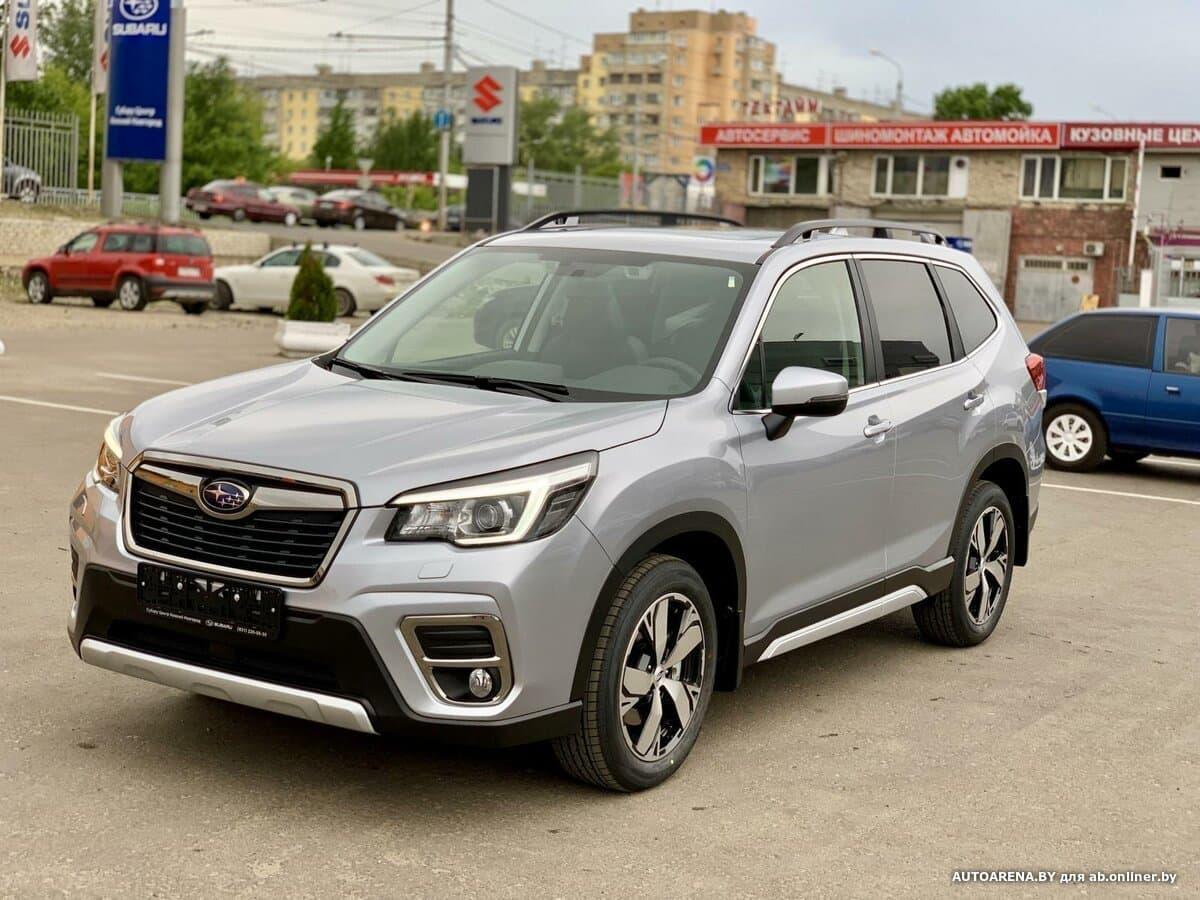 Subaru Forester Premium ES