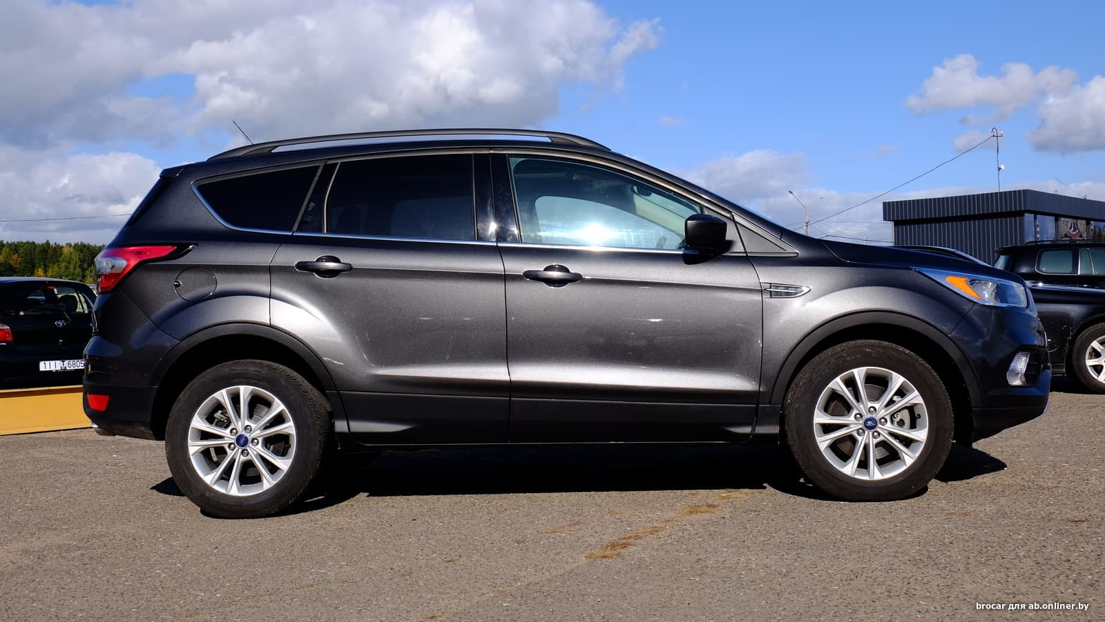 Ford Escape 4WD