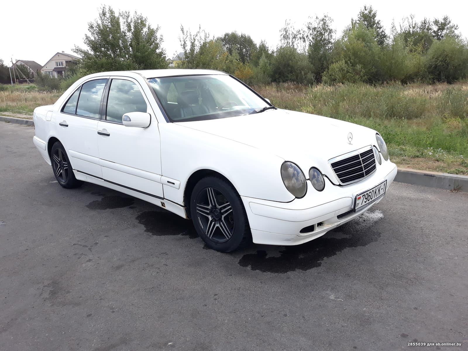 Mercedes-Benz E200 Рестайлинг