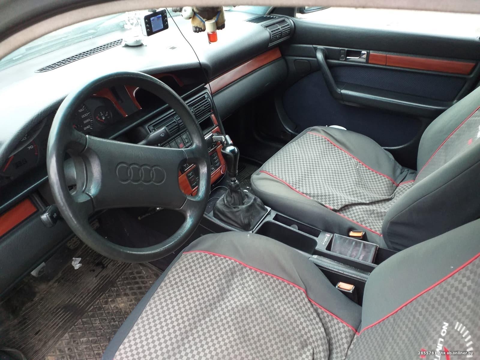 Audi 100 С 4