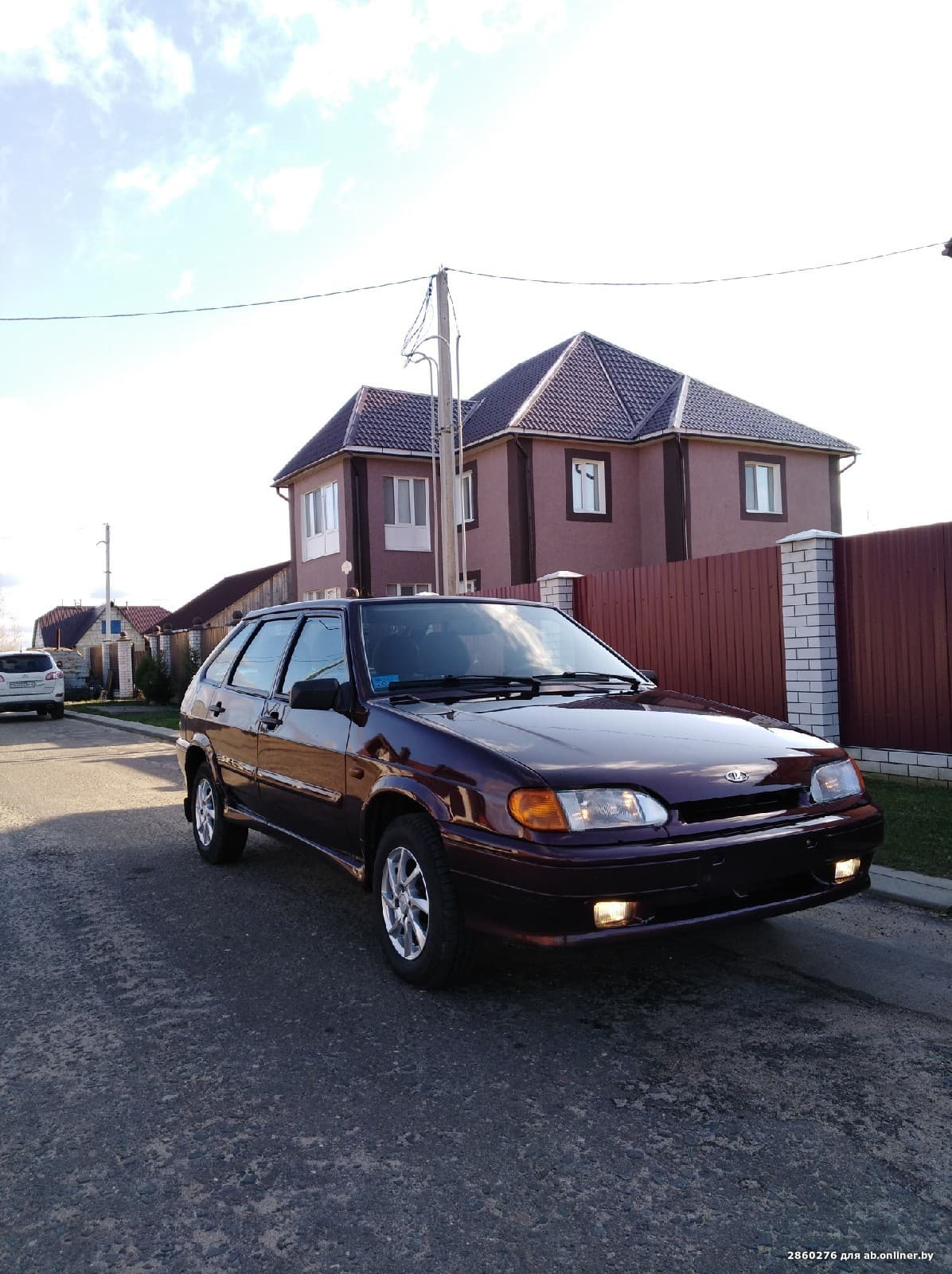 ВАЗ 2114 New Lada LUX