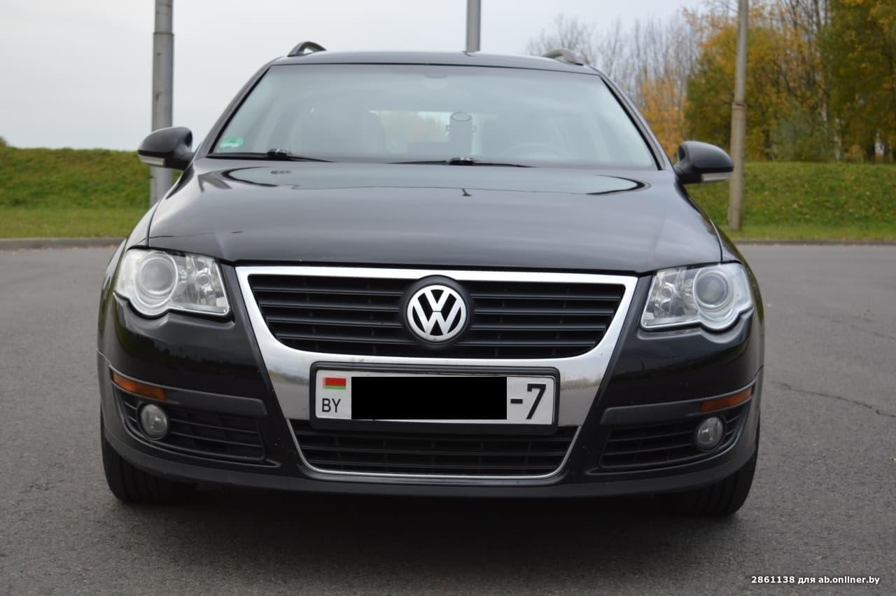 Volkswagen Passat B6 CBAB 140лс