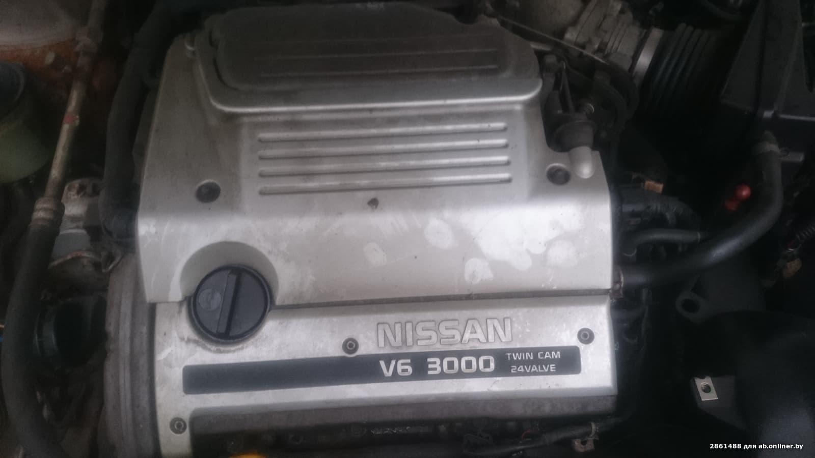 Nissan Maxima IV (А32)