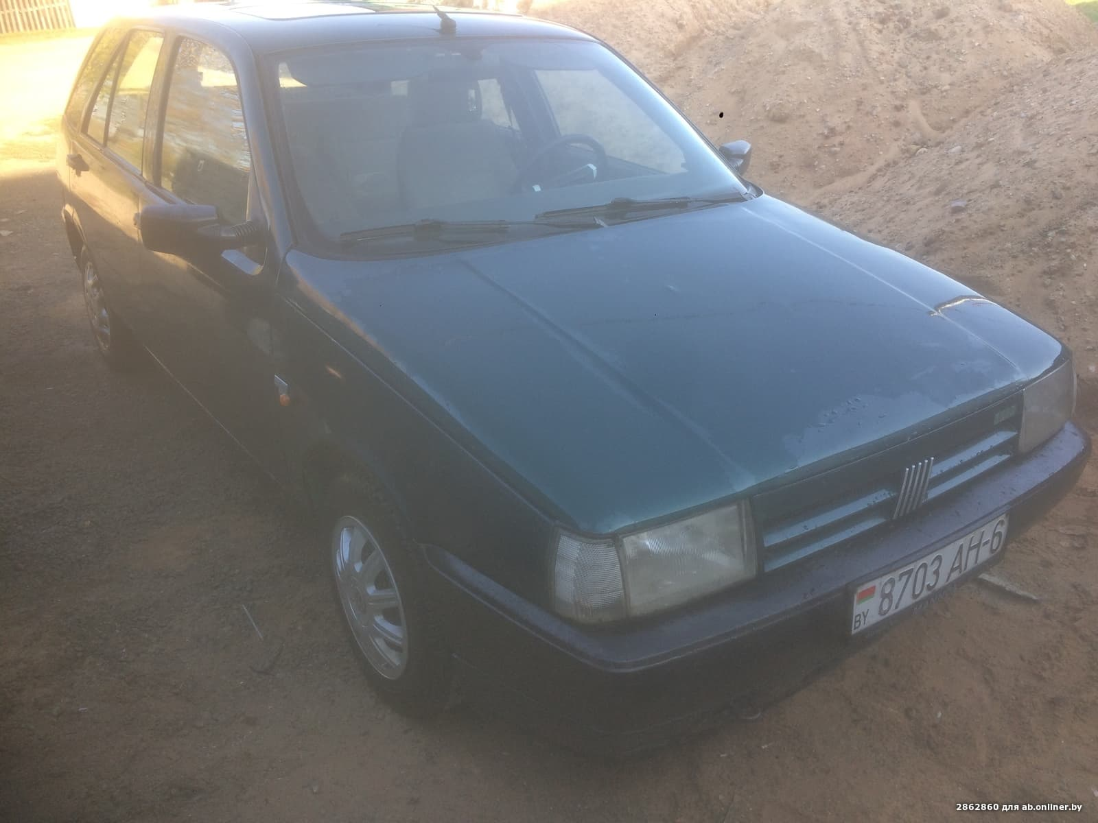 Fiat Tipo Went