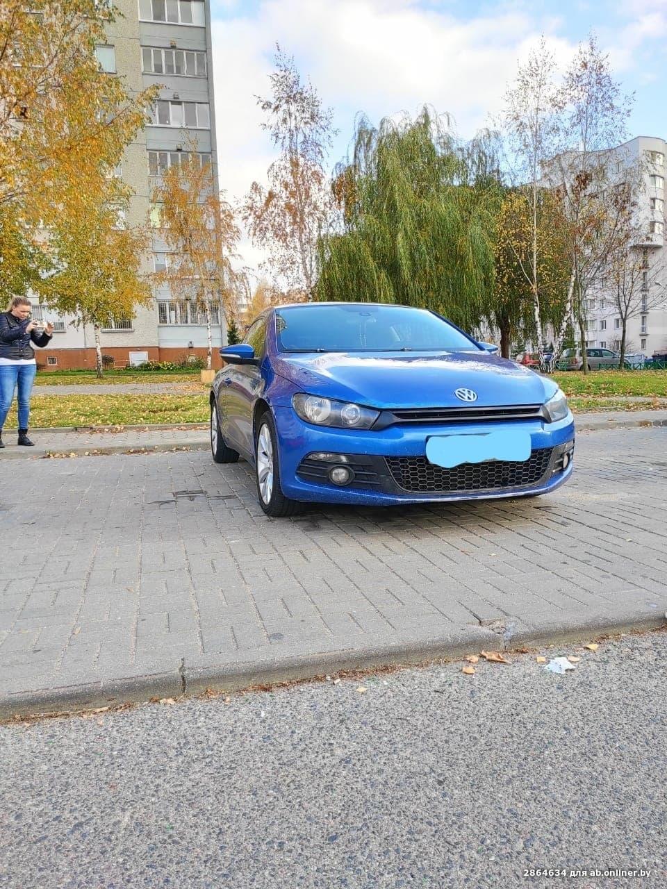 Volkswagen Scirocco Twincharger 160 л.с.
