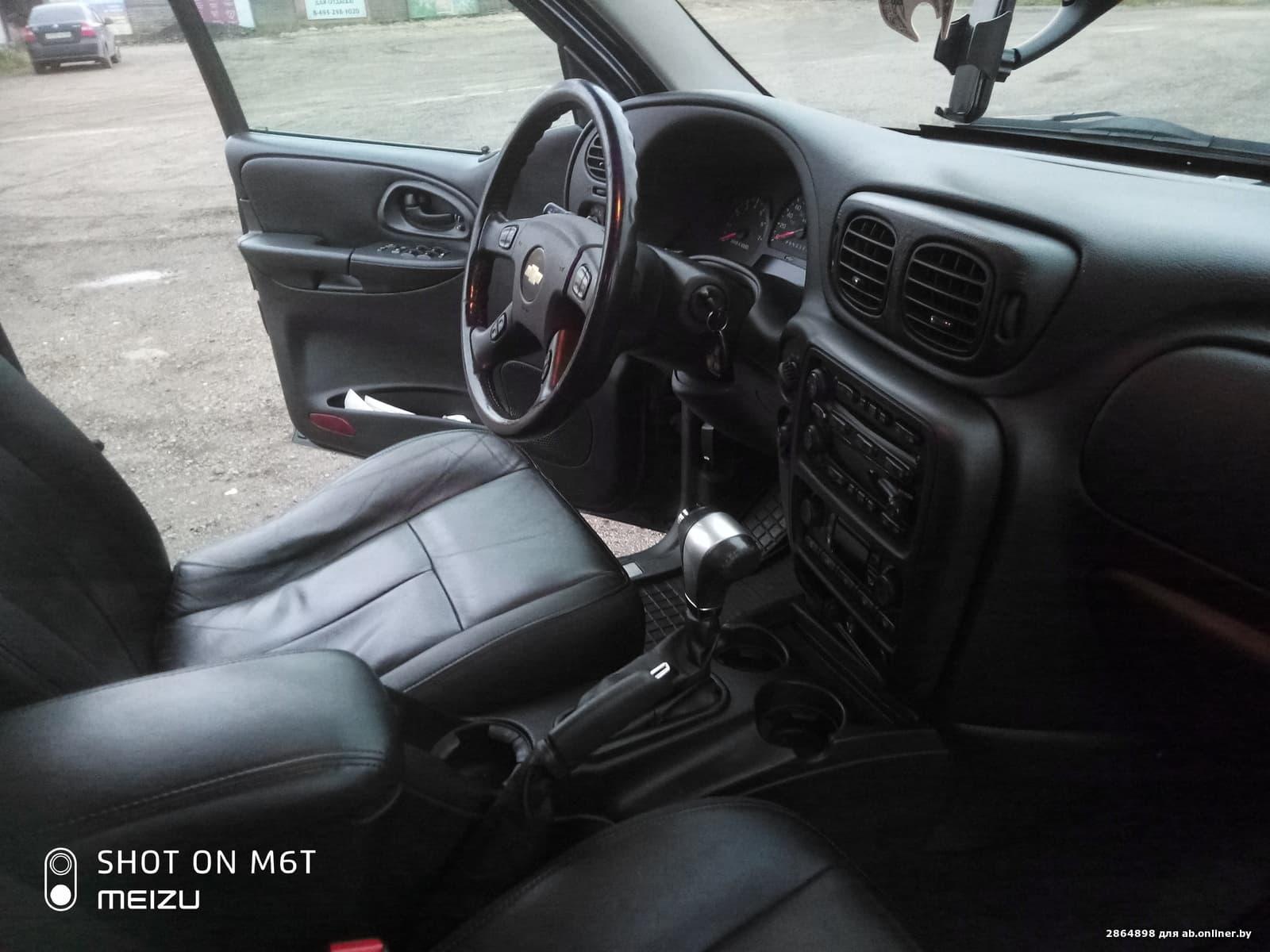 Chevrolet Trail Blazer LTZ