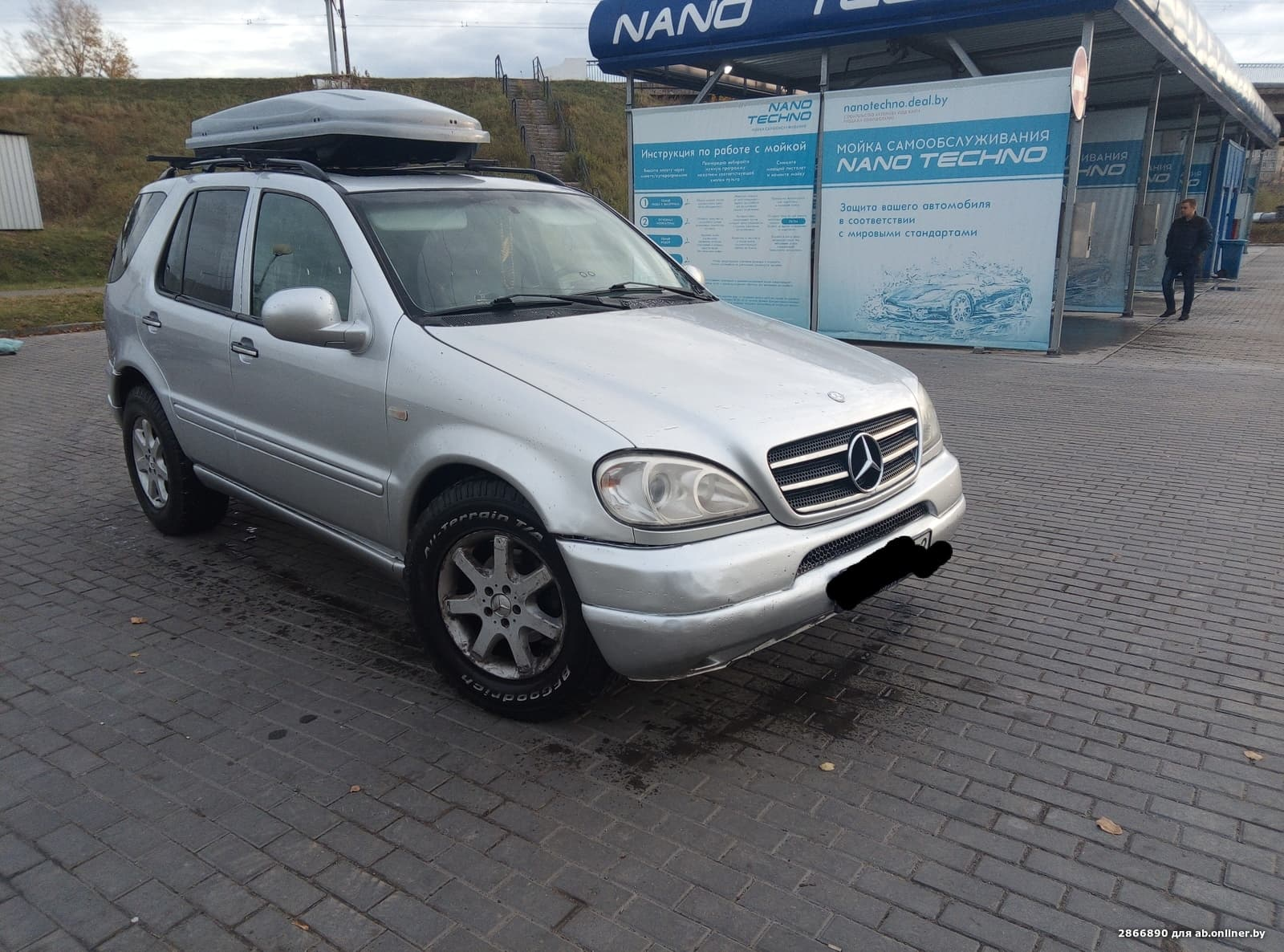 Mercedes-Benz ML430