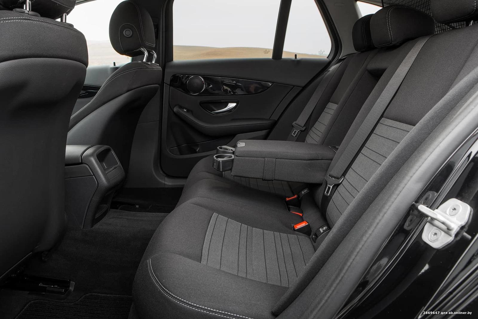 Mercedes-Benz C220 220D Led Navi
