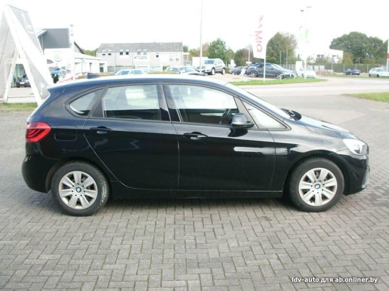 BMW 216 d