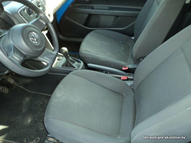 Volkswagen Up 1.0 MPi