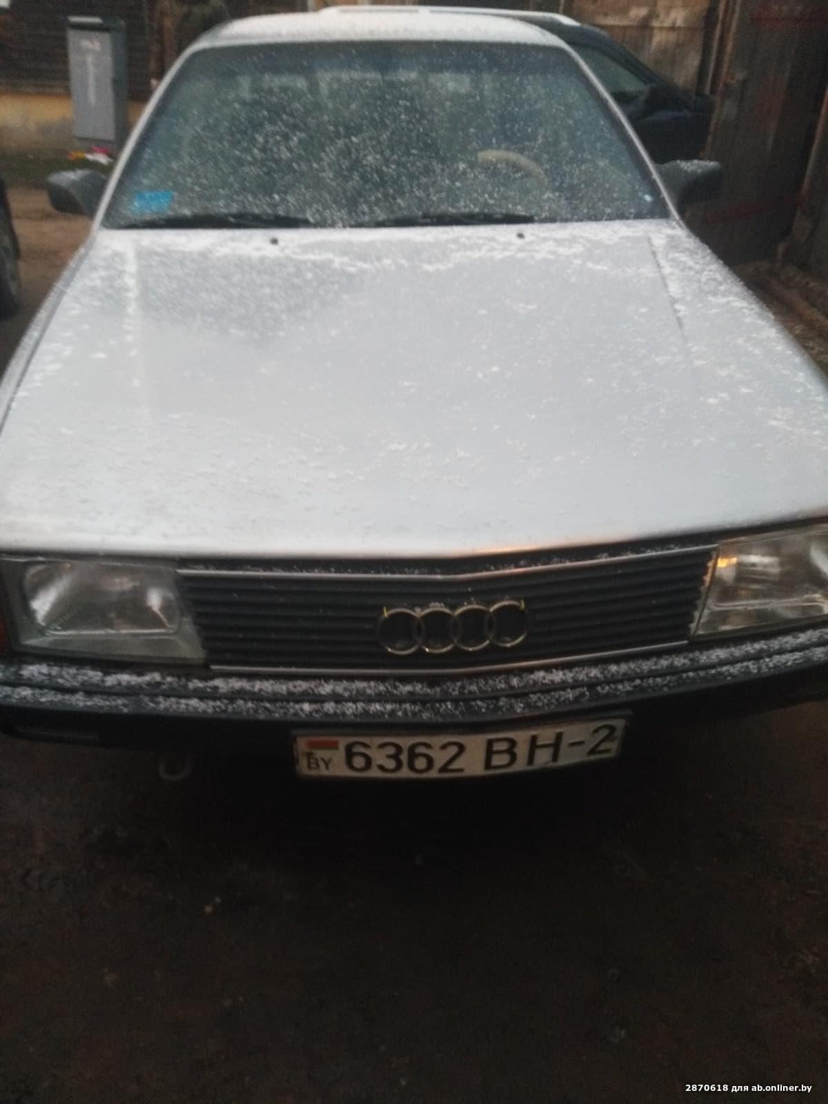 Audi 100 C - 3