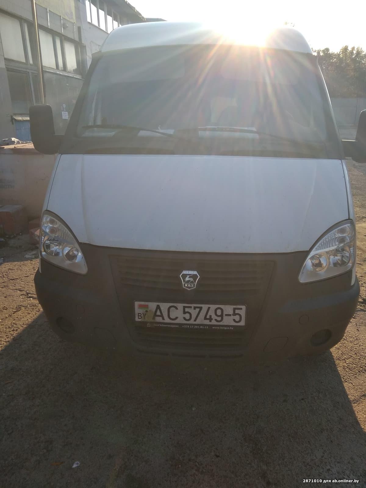 ГАЗ 2705 757
