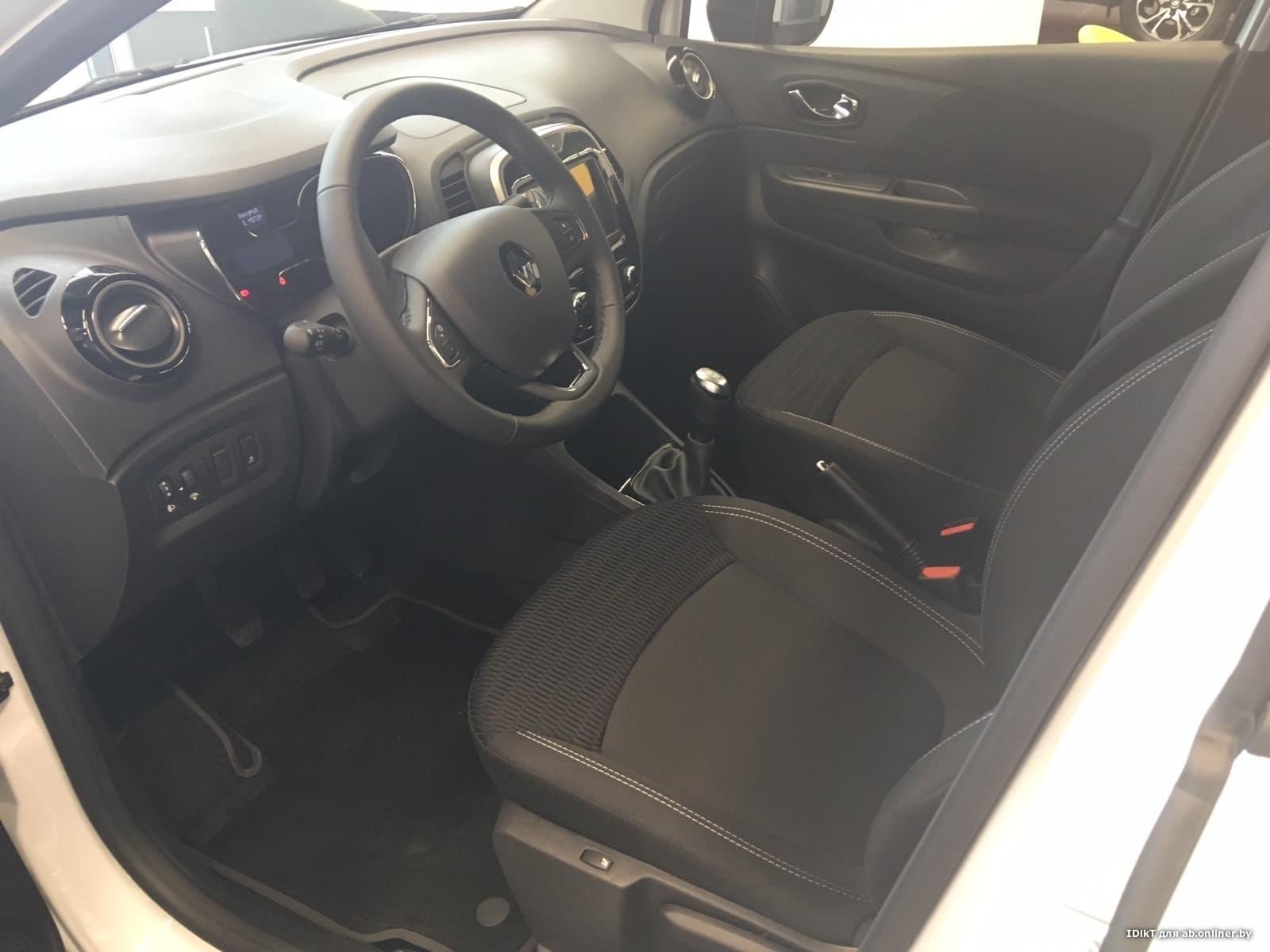 Renault Captur Style+ 2.0WD