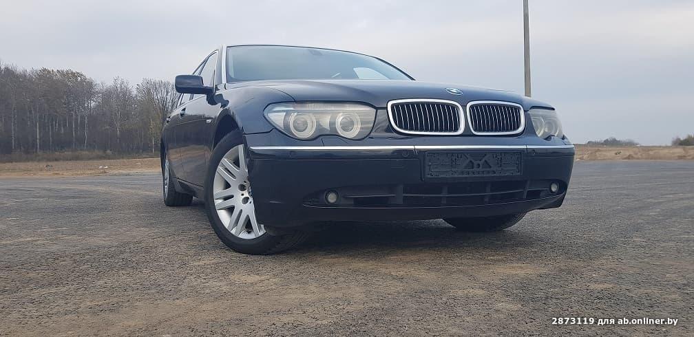 BMW 745 gvx/sp e66 long