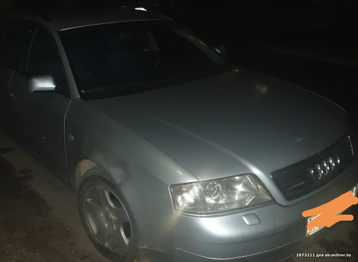 Audi A6 180 л/сил
