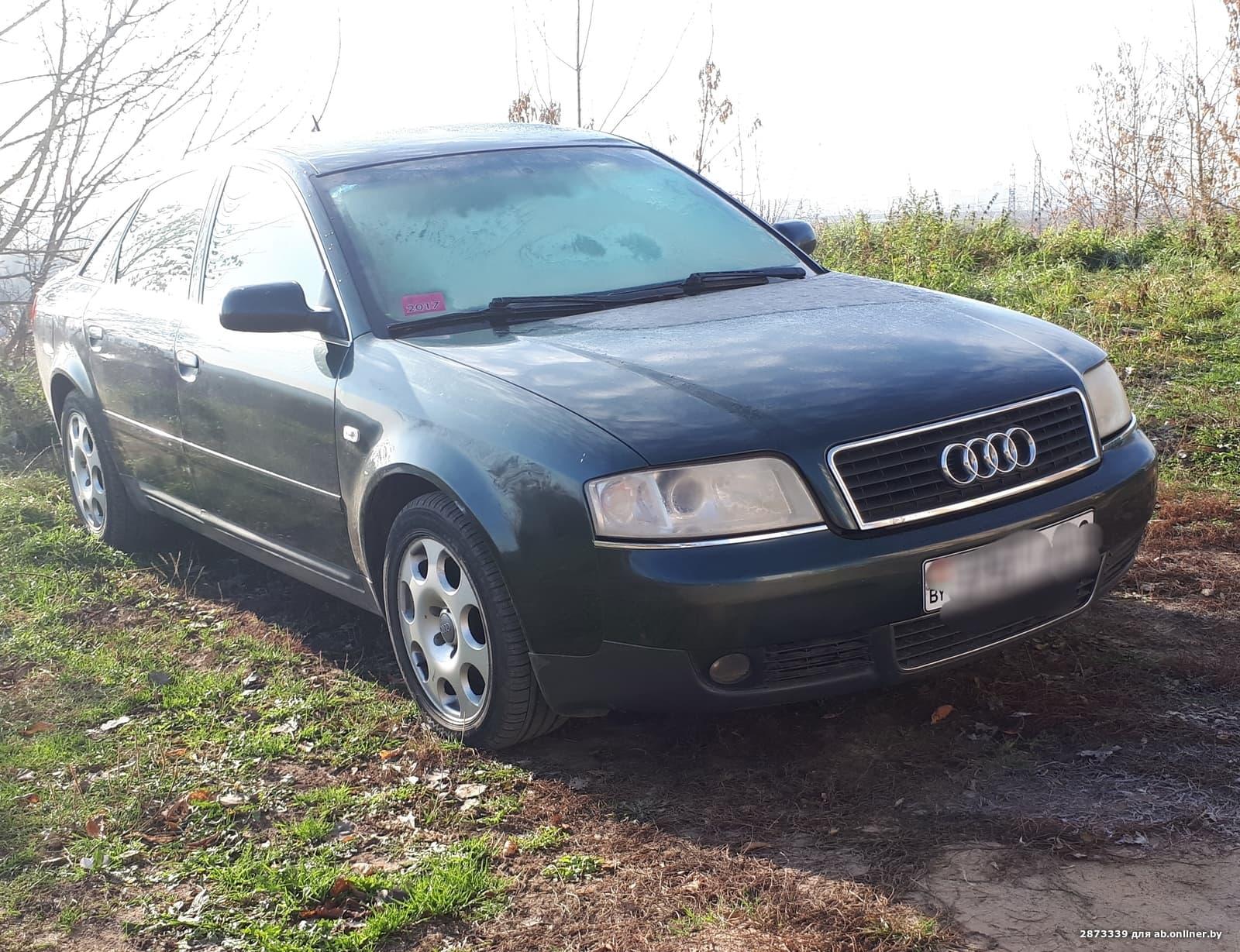 Audi A6 170