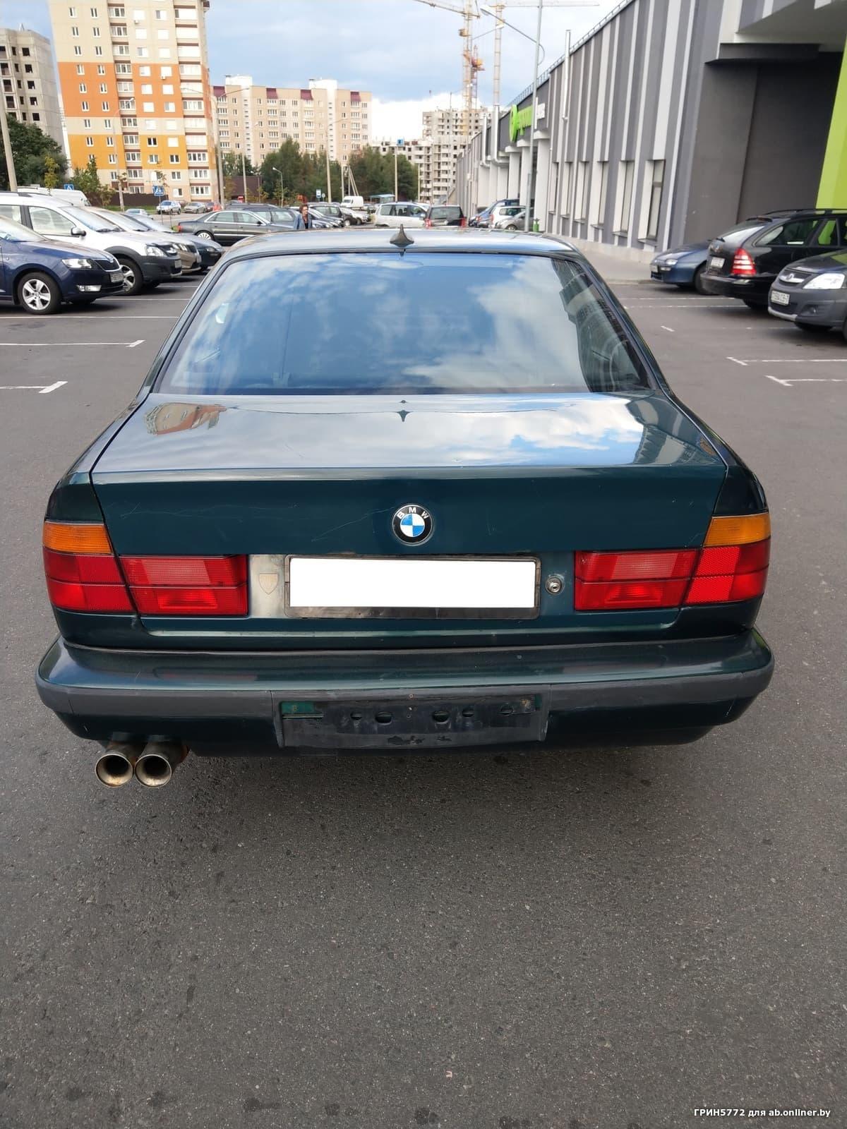 BMW 530 м30в30