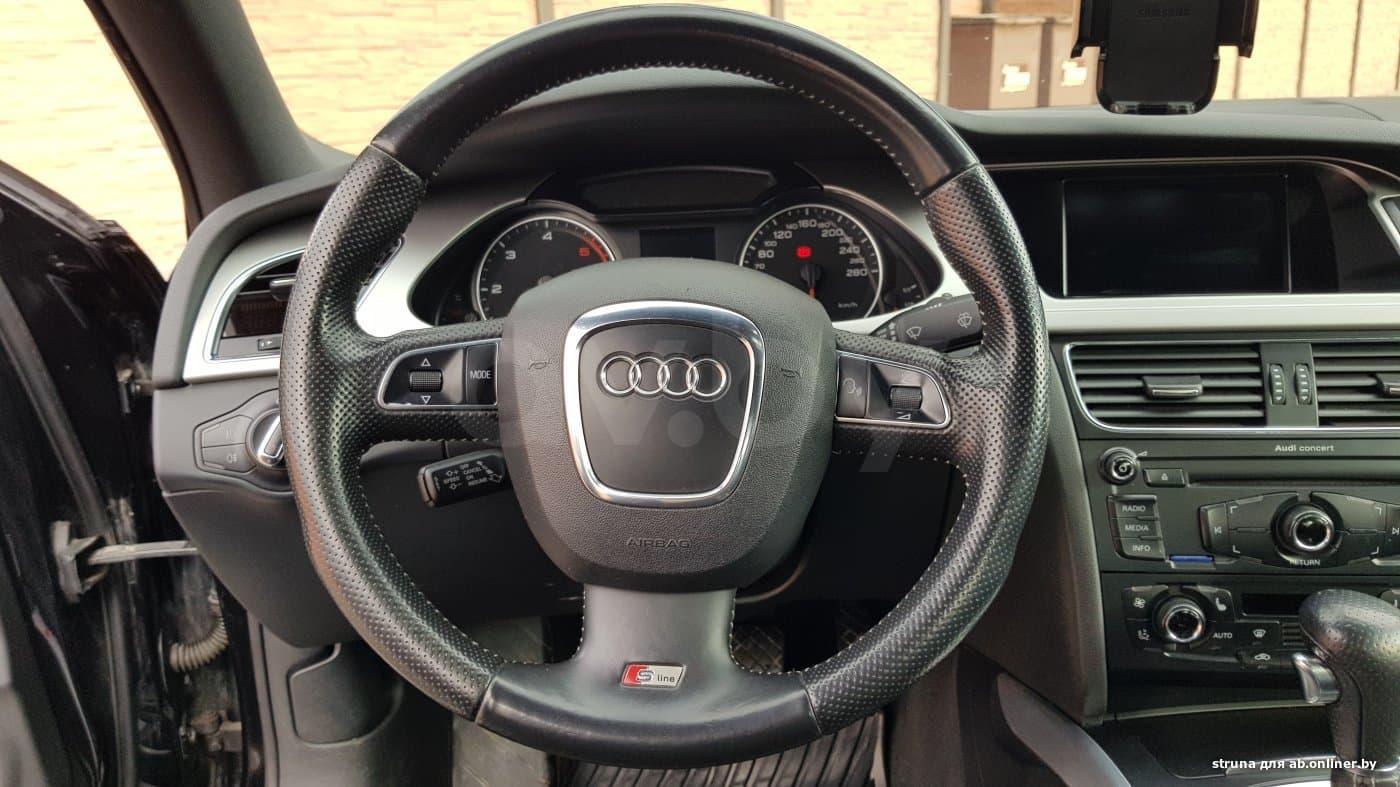 Audi A4 3.0 TDI Sline
