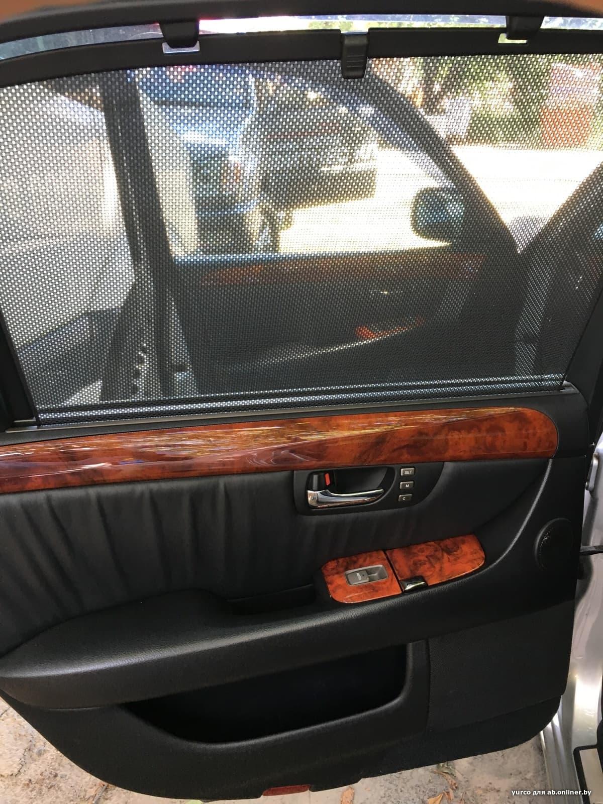 Lexus LS 430 President