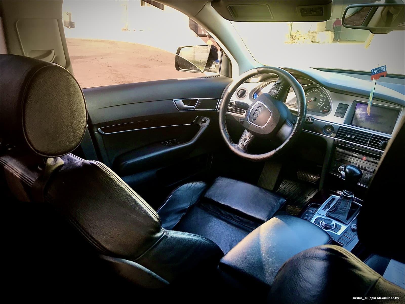 Audi A6 Allroad S-line