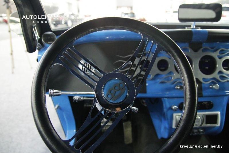 Factory Five '33 Hot Rod