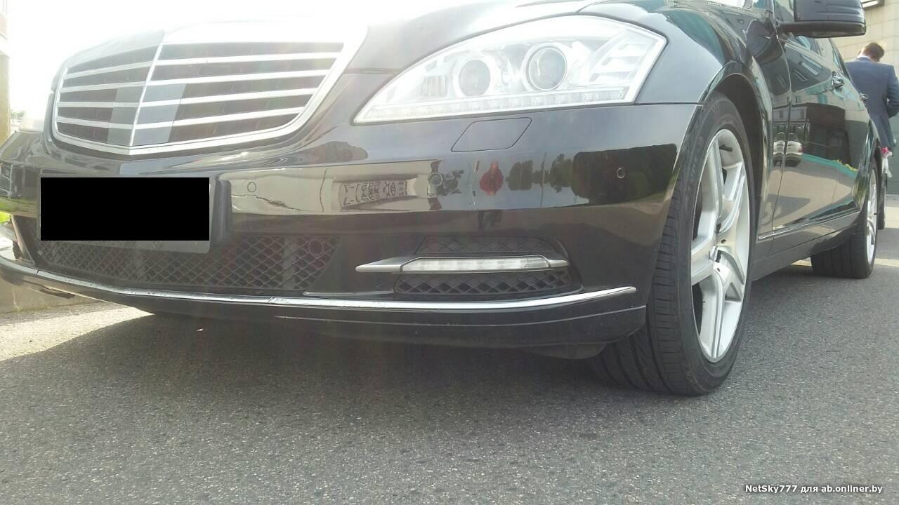Mercedes S350 CDI Long