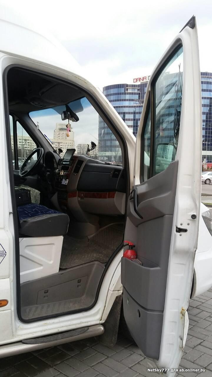 Mercedes Sprinter 315 CDI ExtraLong