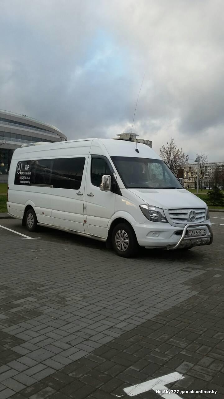 Mercedes Sprinter 315 CDI ExtraLong