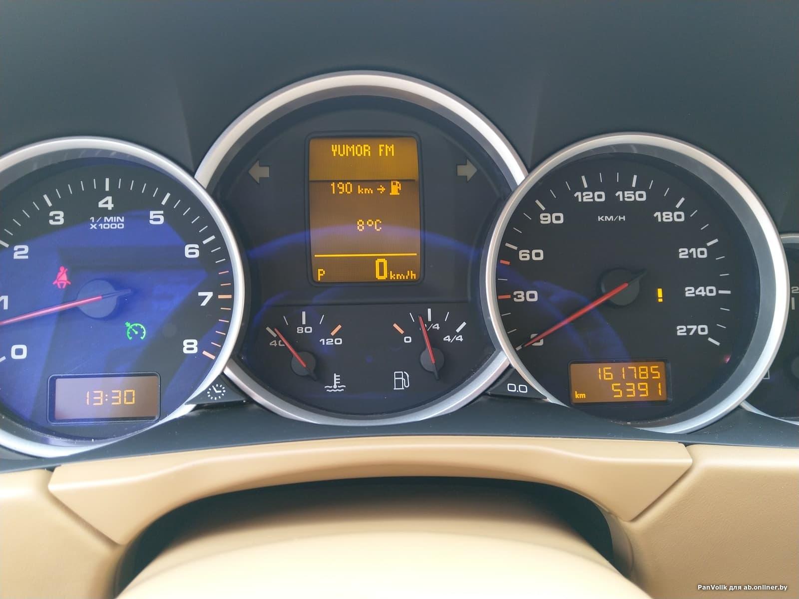 Porsche Cayenne GT