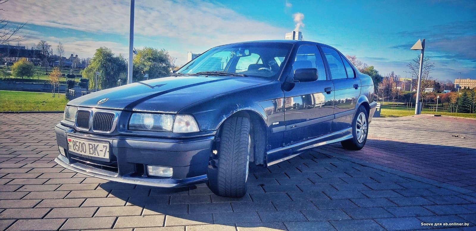 BMW 325 М
