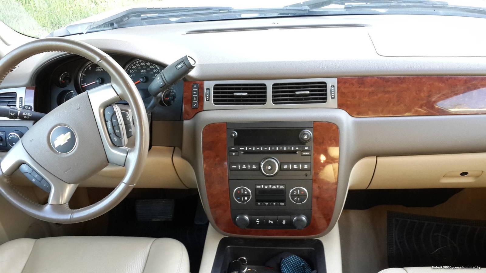 Chevrolet Silver 1500 LTZ Crew Cab 4WD