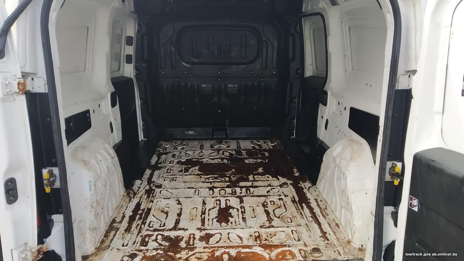 Fiat Doblo Cargo Maxi