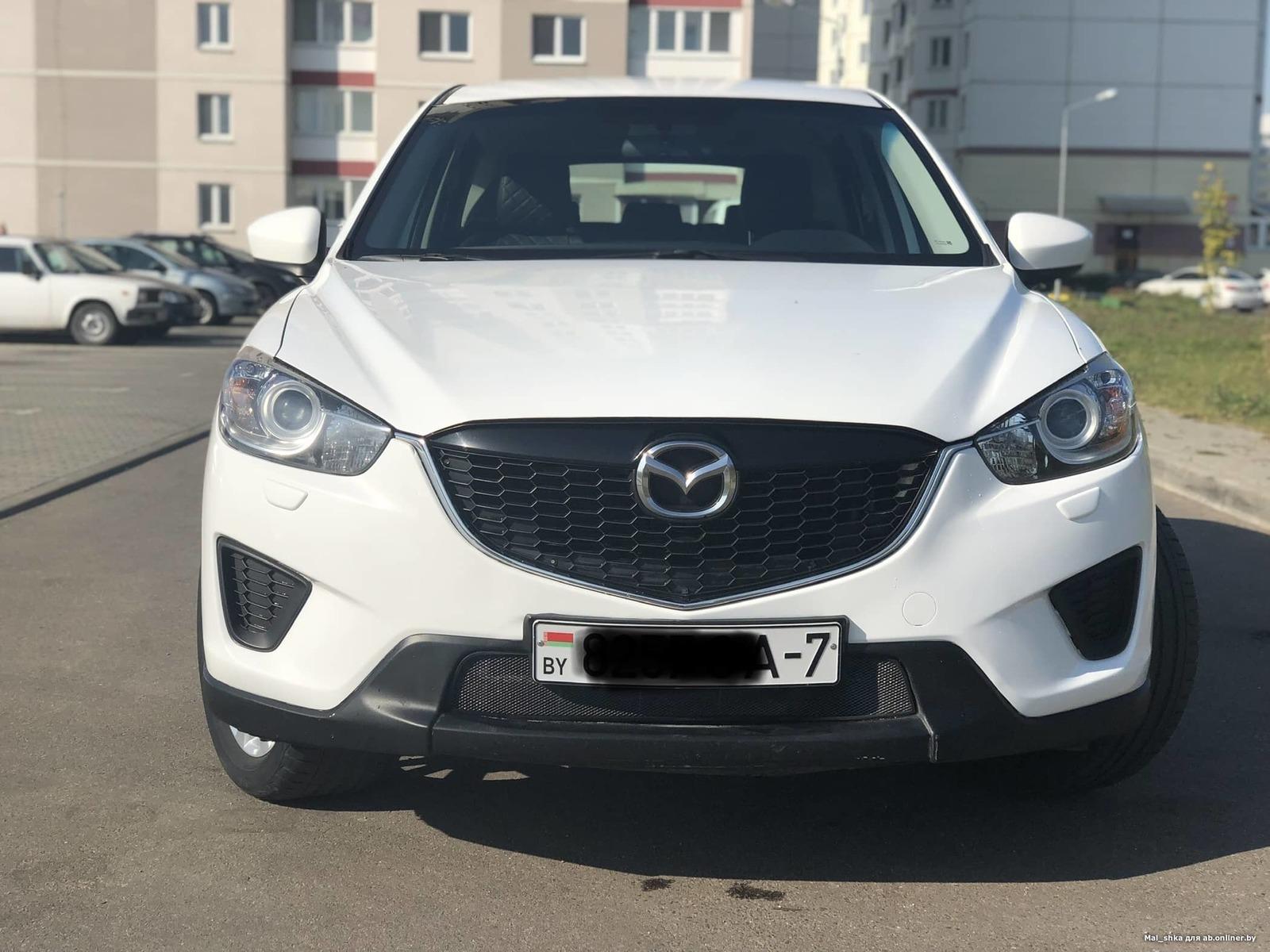 Mazda CX-5 AWD
