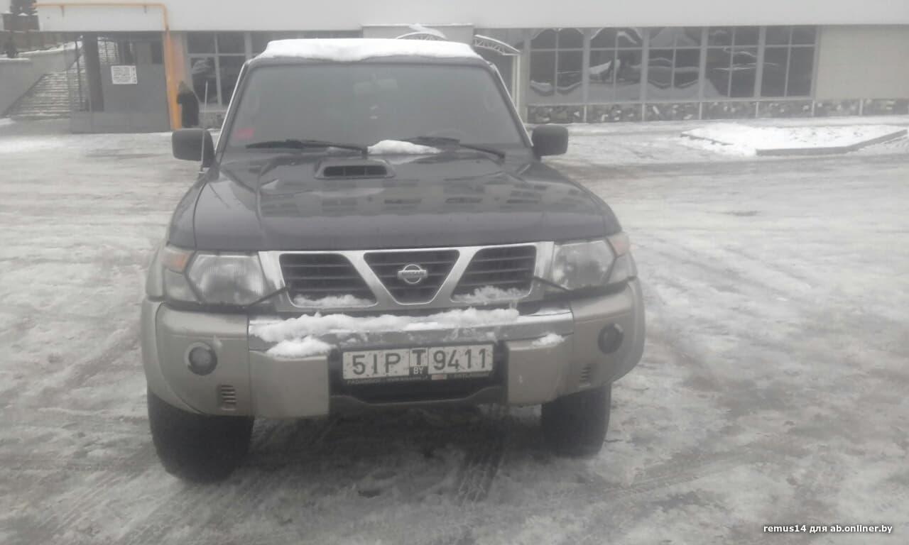 Nissan Patrol GR