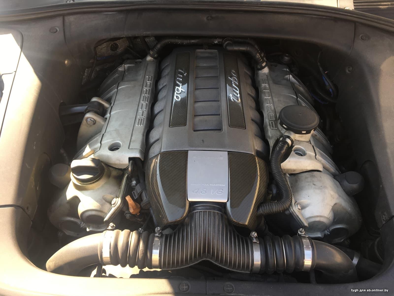 Porsche Cayenne I (957) Turbo S