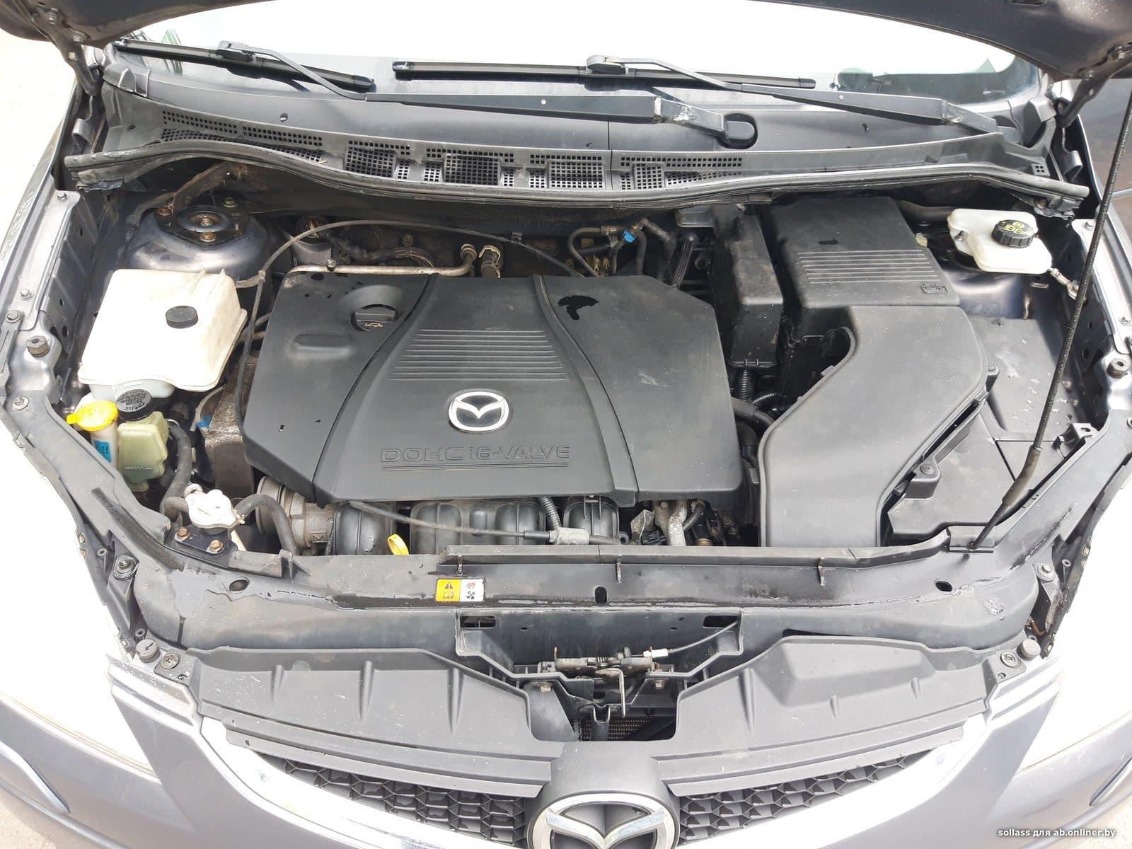 Mazda 5 Рестайлинг 1.8i МК
