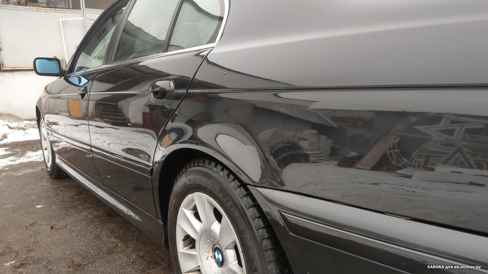 BMW 520 Е39