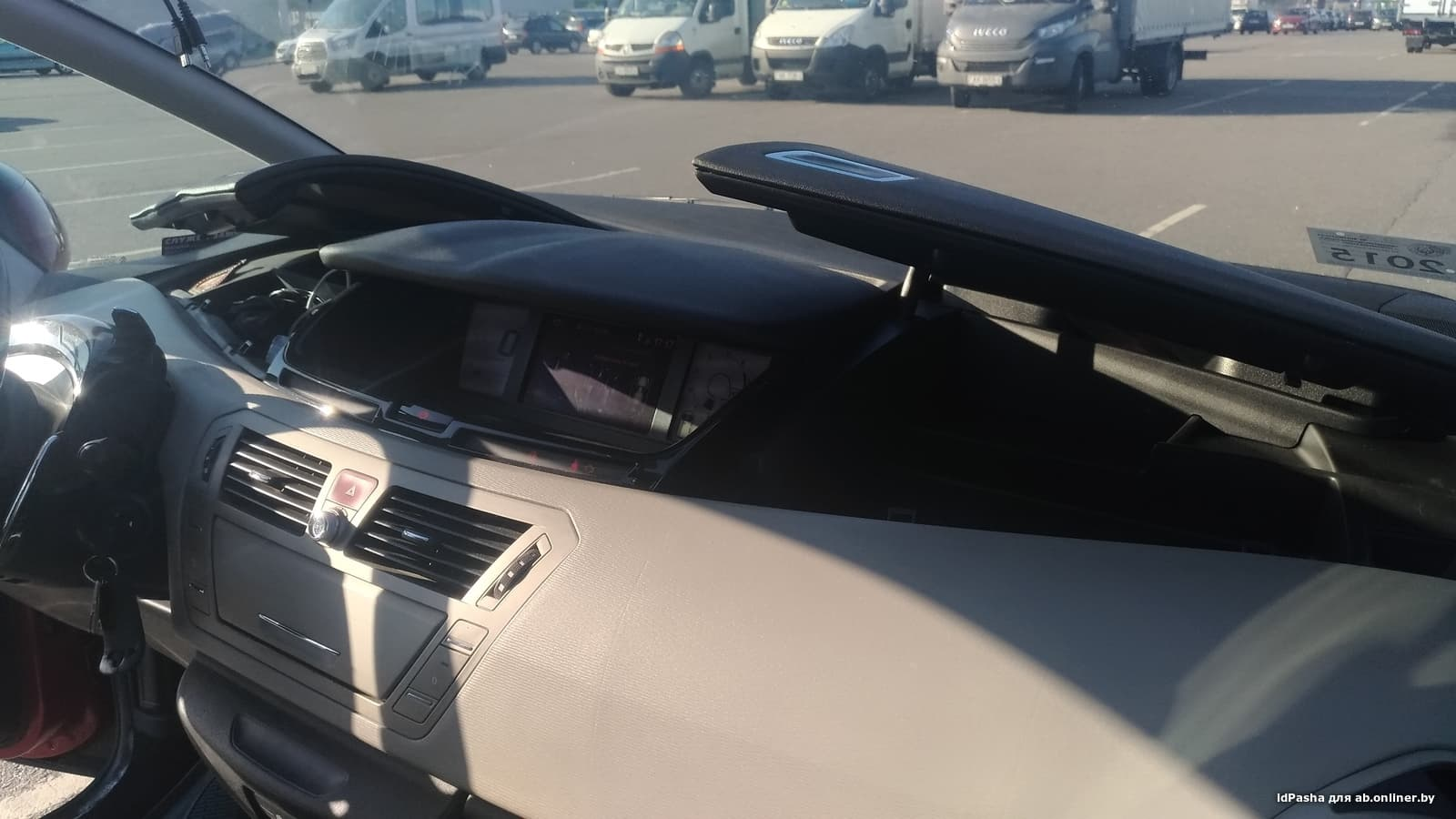 Citroen C4 Grand Picasso Exclusive