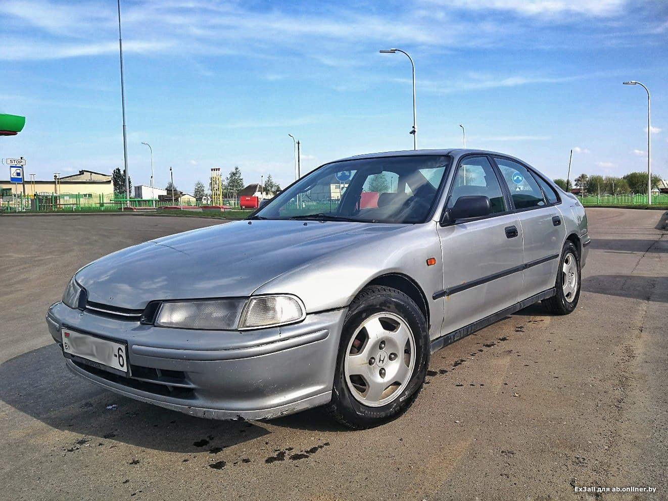 Honda Accord СС7