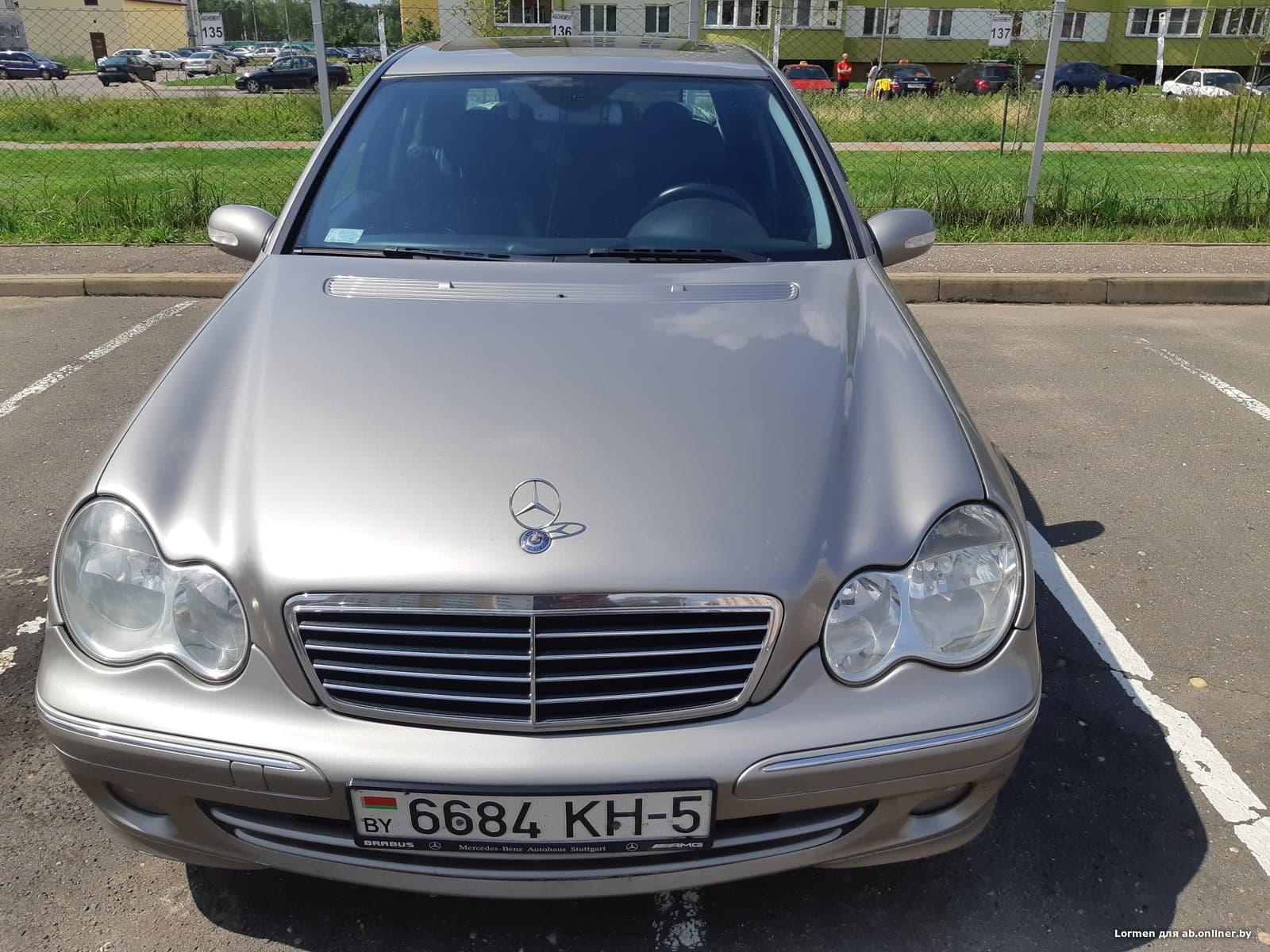 Mercedes-Benz C230 Sport