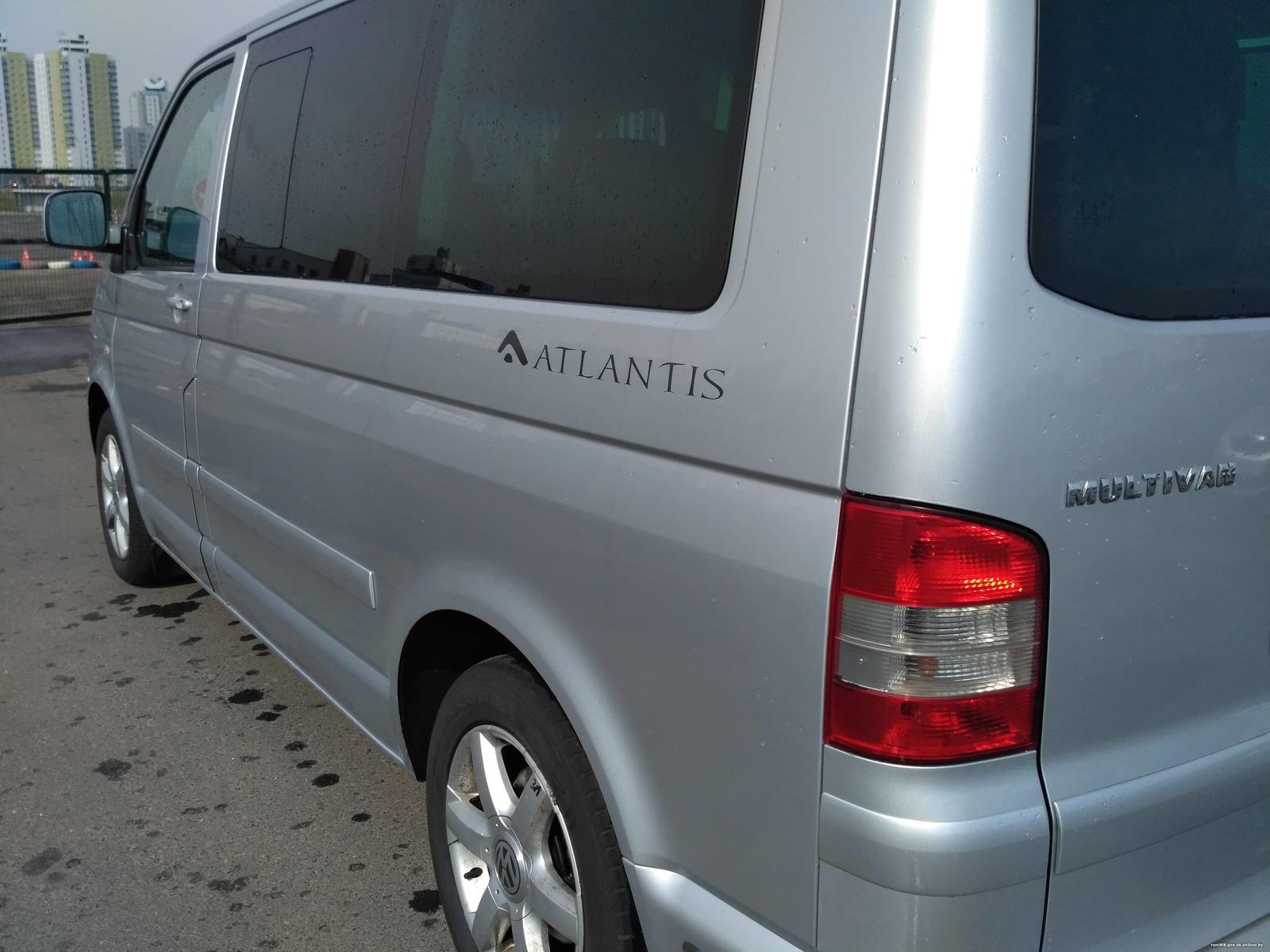 Volkswagen T5 Multivan Atlantis