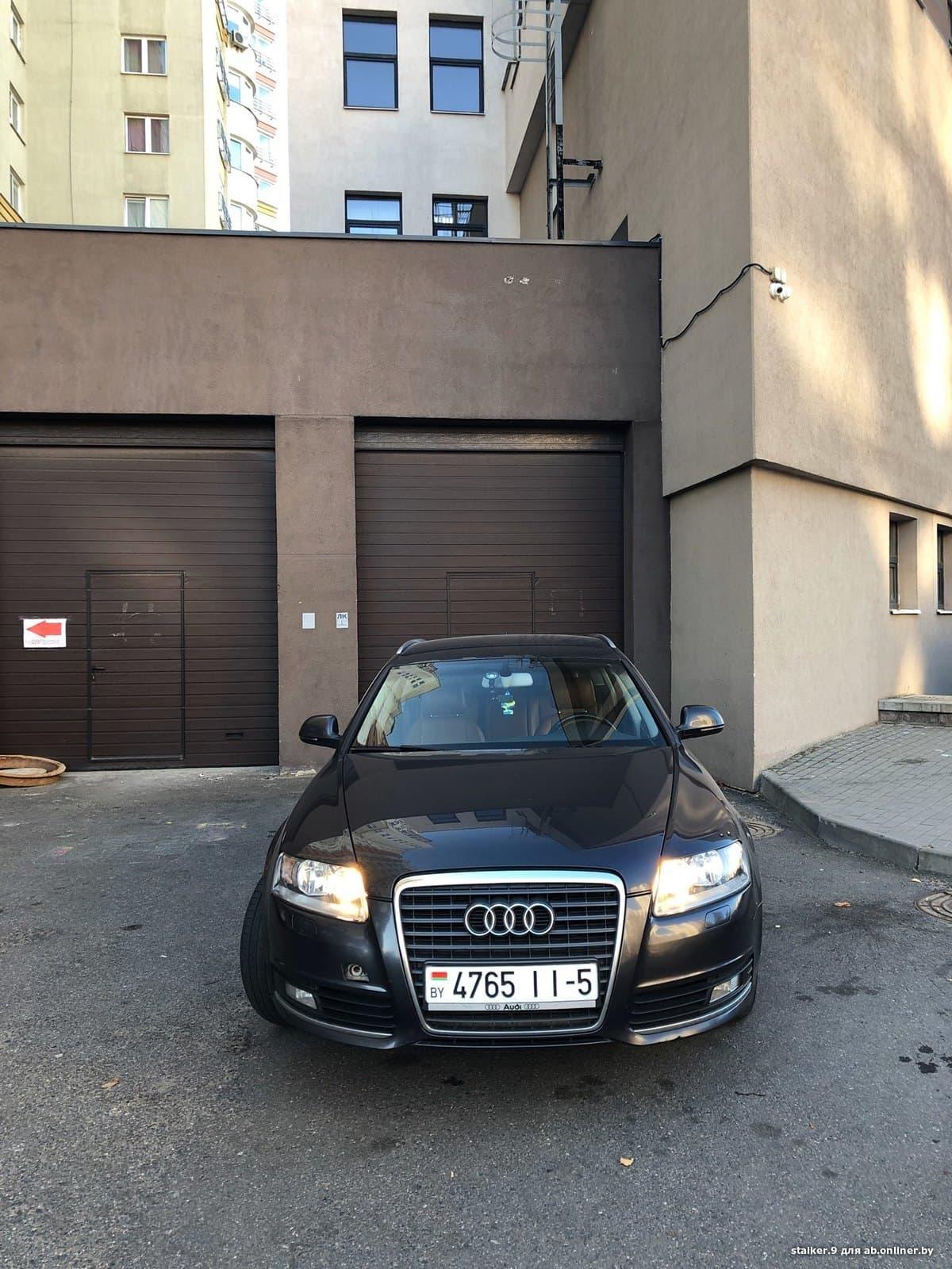 Audi A6 125kw