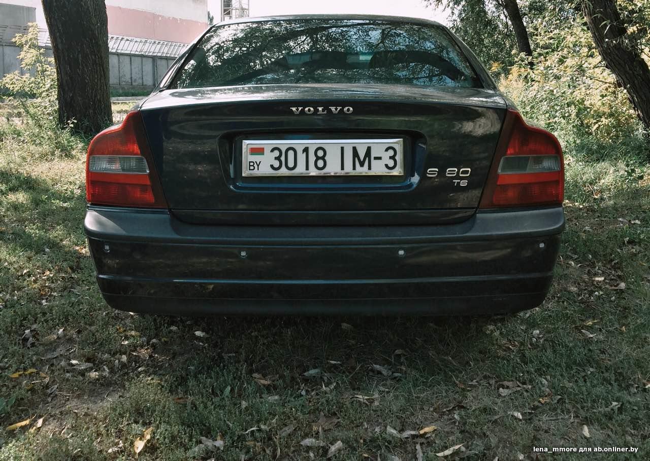 Volvo S80 т 6